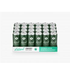 Natural Energy Drink - Bergamotti 24 x 330ml tölkki