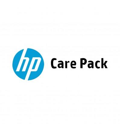 HP Zahájení opravy následující pracovní den na místě instalace, vyjma ext. monitoru, HW podpora, 5 r