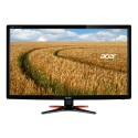 "Acer G6 GN246HLB 24"" Full HD TN+Film 3D-yhteensopiva Musta litteä tietokoneen näyttö"
