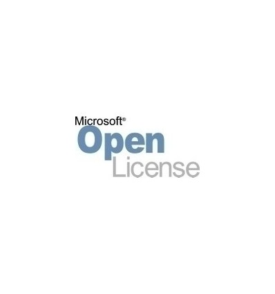 Microsoft OM Client OML, Pack OLP NL, License & Software Assurance, 1 ML, EN
