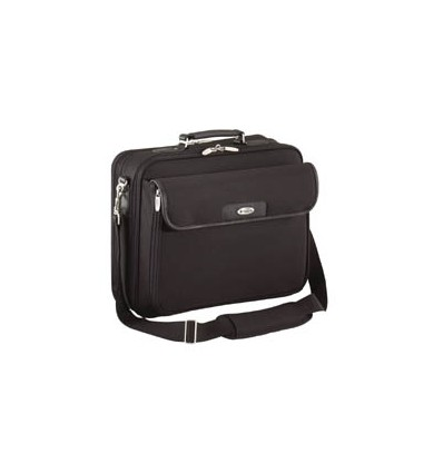 """Targus CNP1 laukku kannettavalle tietokoneelle 40,6 cm (16"""") Lähettilaukku Musta"""