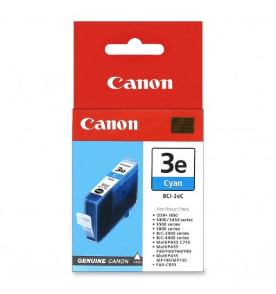 Canon BCI-3EC Alkuperäinen Syaani 1 kpl