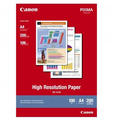 Canon HR-101N tulostuspaperi A4 (210x297 mm) Valkoinen