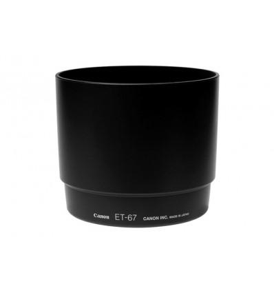 Canon ET-67 5,8 cm Musta