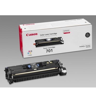 Canon 701 Alkuperäinen Musta 1 kpl