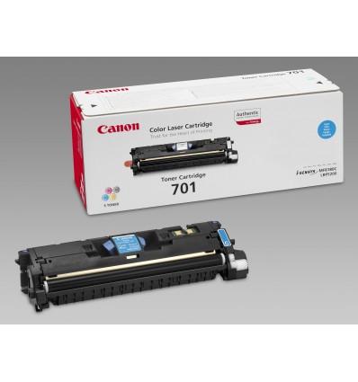 Canon 701 Alkuperäinen Syaani 1 kpl