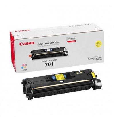 Canon 701 Alkuperäinen Keltainen 1 kpl