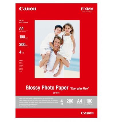 Canon GP-501 valokuvapaperi Kiilto A4