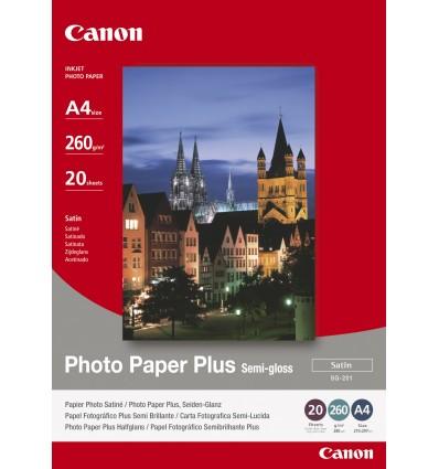 Canon SG-201 valokuvapaperi Satiini A4