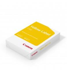 Canon Yellow Label A4 (210×297 mm) 5x 500 arkkia Valkoinen tulostuspaperi