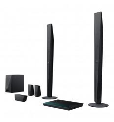 Sony BDV-E4100 5.1channels 1000W 3D-yhteensopiva Musta kotiteatterijärjestelmä