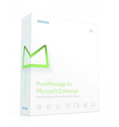 Sophos PureMessage f/ Microsoft Exchange AV