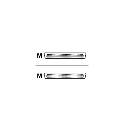 Hewlett Packard Enterprise VHDCI/VHDCI, 3.6m SCSI-kaapeli Ulkoinen 3,6 m 68-p
