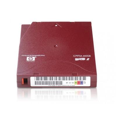 Hewlett Packard Enterprise C7972A tyhjä tietonauha LTO 200 GB 1,27 cm