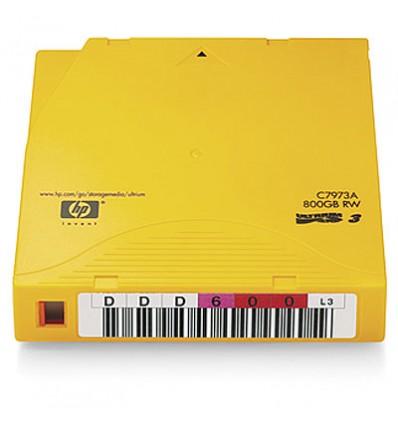 Hewlett Packard Enterprise LTO-3 Ultrium 400 GB 10,7 cm
