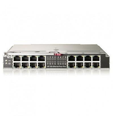 Hewlett Packard Enterprise 1GB Ethernet Pass-Thru Mod verkkokytkinmoduuli Nopea Ethernet, Gigabitti