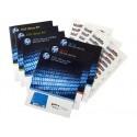 Hewlett Packard Enterprise Q2014A varastointivälineiden etiketti Itsekiinnittyvä lappu 100 kpl