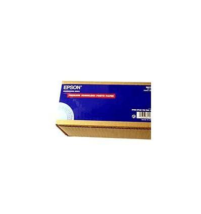 "Epson Premium Semigloss Photo Paper -rulla, 24"" x 30,5 m, 160 g/m²"