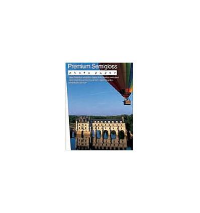 "Epson Premium Semigloss Photo Paper -rulla, 44"" x 30,5 m, 250 g/m²"