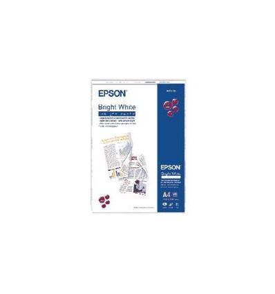 Epson Bright White Inkjet Paper - A4 500 arkkia