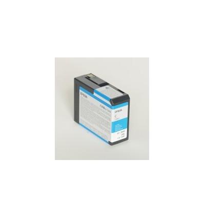Epson Yksittäispakkaus, syaani T580200