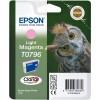 Epson Owl Yksittäispakkaus, vaalea magenta T0796 Claria Photographic -muste
