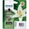 Epson Lily Yksittäispakkaus, mattamusta T0598 UltraChrome K3