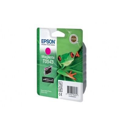 Epson Yksittäispakkaus, magenta T0543 UltraChrome Hi-Gloss