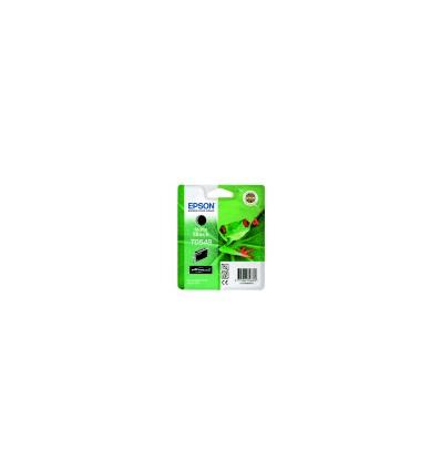 Epson Yksittäispakkaus, mattamusta T0548 UltraChrome Hi-Gloss