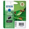 Epson Yksittäispakkaus, sininen T0549 UltraChrome Hi-Gloss