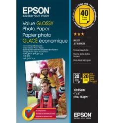 Epson C13S400044 10 x15 Kiilto valokuvapaperi