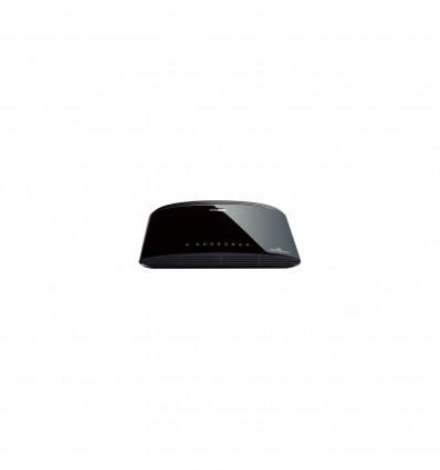 D-Link DES-1008D Hallitsematon Fast Ethernet (10/100) Musta