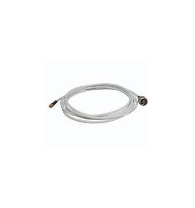 Zyxel LMR-200 Antenna cable 3 m koaksiaalikaapeli Valkoinen