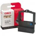 OKI 09002316 tulostinnauha Musta