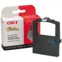 OKI 09002310 tulostinnauha Musta