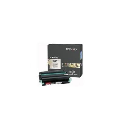 Lexmark 20K0504 värikasetti Alkuperäinen Musta 1 kpl