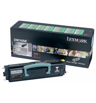 Lexmark 24016SE värikasetti Alkuperäinen Musta 1 kpl