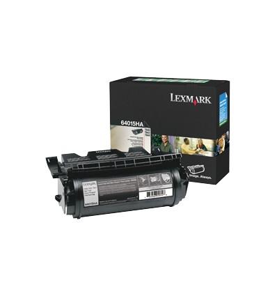 Lexmark 64016HE värikasetti Alkuperäinen Musta 1 kpl