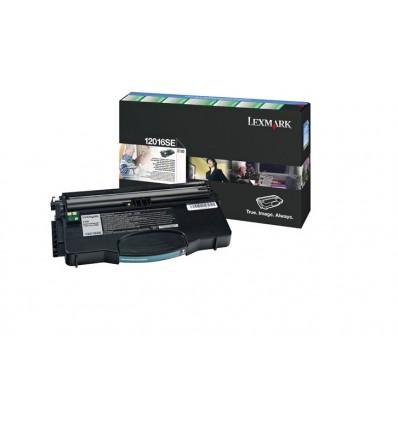 Lexmark 12016SE värikasetti Alkuperäinen Musta 1 kpl