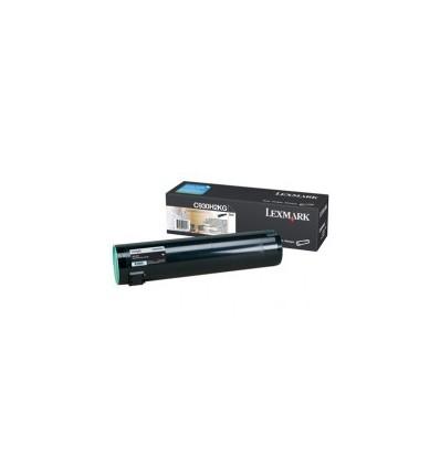 Lexmark C930H2KG värikasetti Alkuperäinen Musta 1 kpl