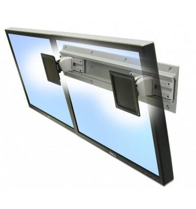 "Ergotron Neo-Flex Dual Monitor Wall Mount 61 cm (24"") Hopea"