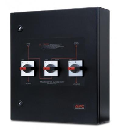 APC Smart-UPS VT Maintenance Bypass Panel virtalähdeyksikkö Musta