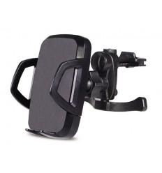 GRATEQ 81031 teline/pidike Matkapuhelin/älypuhelin Musta
