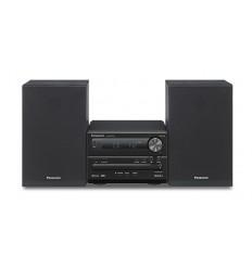 Panasonic SC-PM250 Home audio micro system 20W Musta