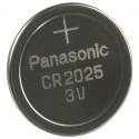 Panasonic CR2025 kotitalousparisto Kertakäyttöinen akku Litium