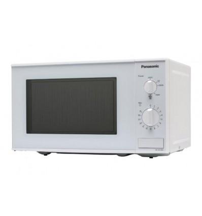 Panasonic NN-E201W Countertop Solo-mikroaaltouuni 20 L 800 W Valkoinen