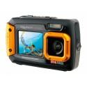 Easypix W1400 Active Kompakti kamera 14 MP CMOS 5184 x 3888 pikseliä Musta, Oranssi