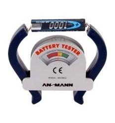 Ansmann Battery tester akkutesteri
