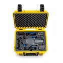 B&W 3000/Y/MAVIC kameradroonin kotelo Kova Keltainen Polypropeeni (PP)