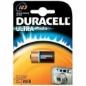 Duracell 123106 kotitalousparisto Kertakäyttöinen akku CR123A Litium